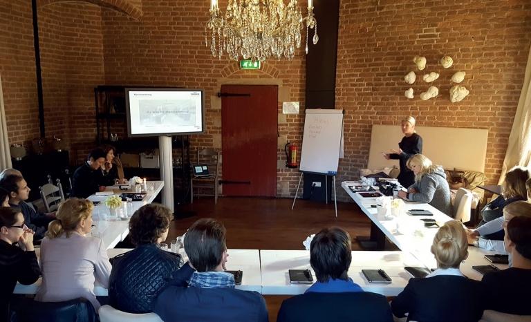tips voor een congres of seminar in het kasteel